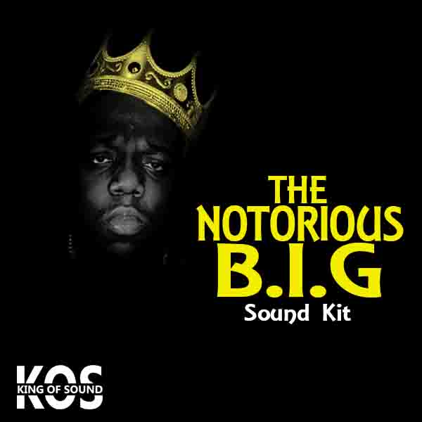 The Notorious Big East Coast Sound Kit