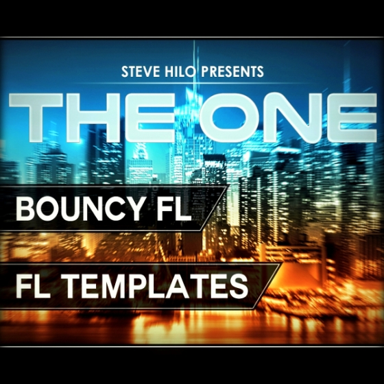 The One Bouncy FL Studio 12 Template