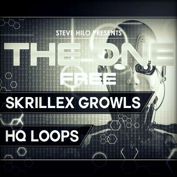 The One Skrillex Growls WAV AIFF