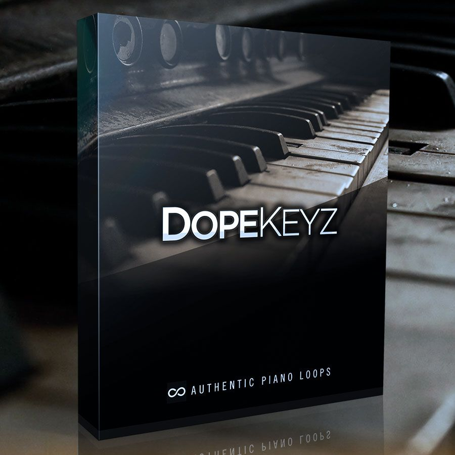 The Producers Choice DopeKeyz WAV MIDI