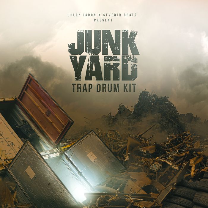 The Producers Choice Junkyard Trap Drum Kit WAV