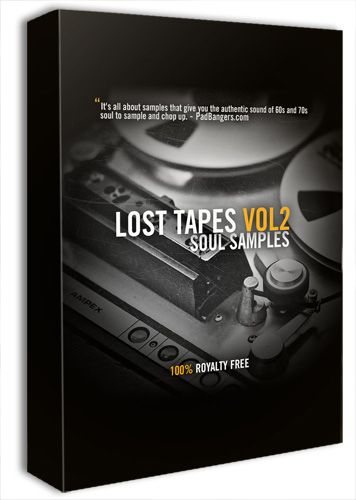 The Producers Choice Lost Tapes Vol.2 Soul Samples WAV