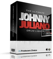 The Producers Choice Ultimate Johnny Juliano Drum Kit WAV