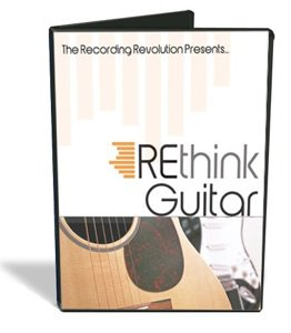 The Recording Revolution REthink Guitar TUTORiAL