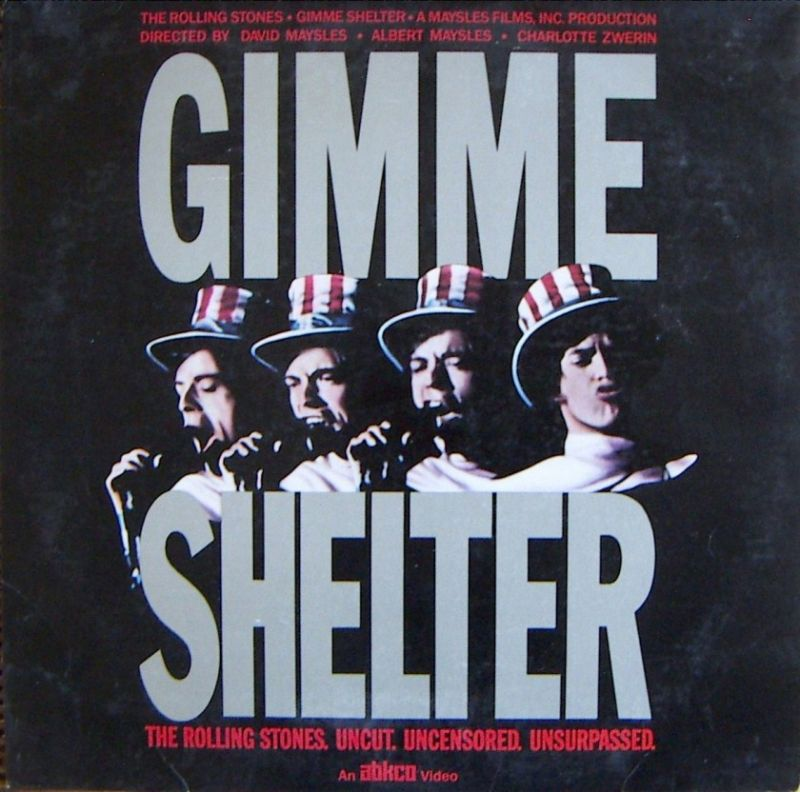 The Rolling Stones - Gimme Shelter (Studio Acapella)