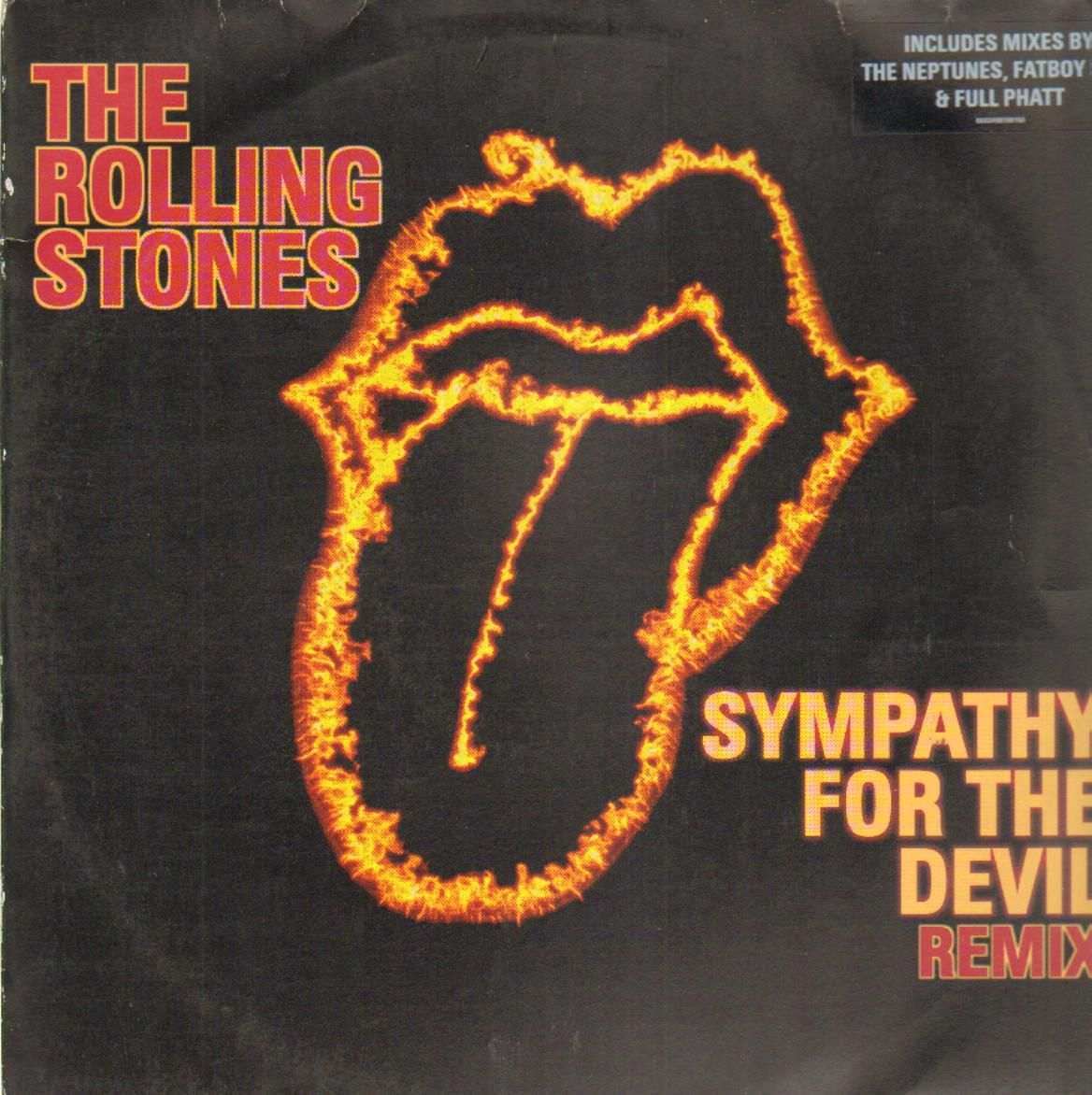 The Rolling Stones - Sympathy for the Devil Remix Stems