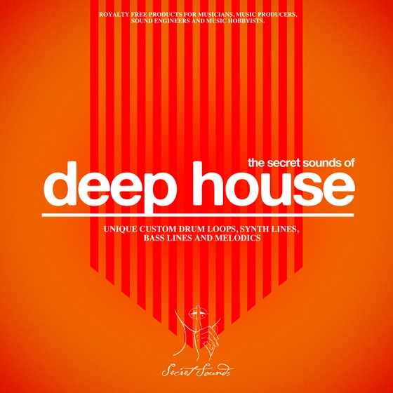 The Secret Sounds of Deep House Vol.1 WAV-AUDIOSTRiKE