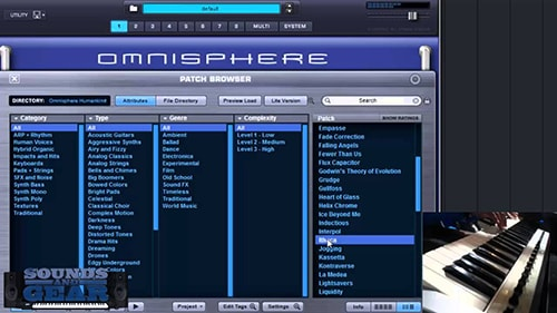 The Unfinished Omnisphere Humankind Patches for Omnisphere
