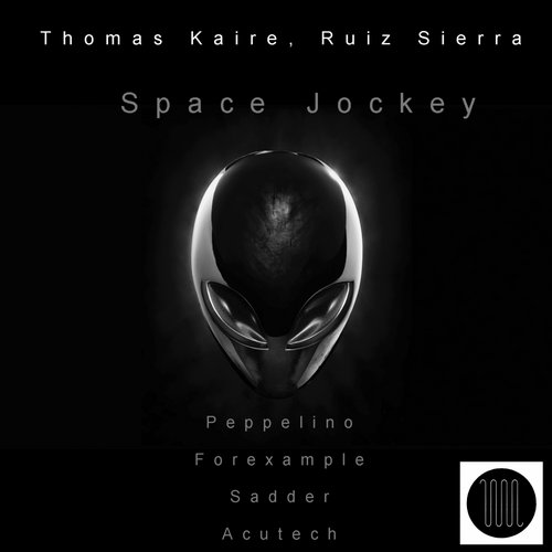 Thomas Kaire, Ruiz Sierra - Space Jockey [BUR104]