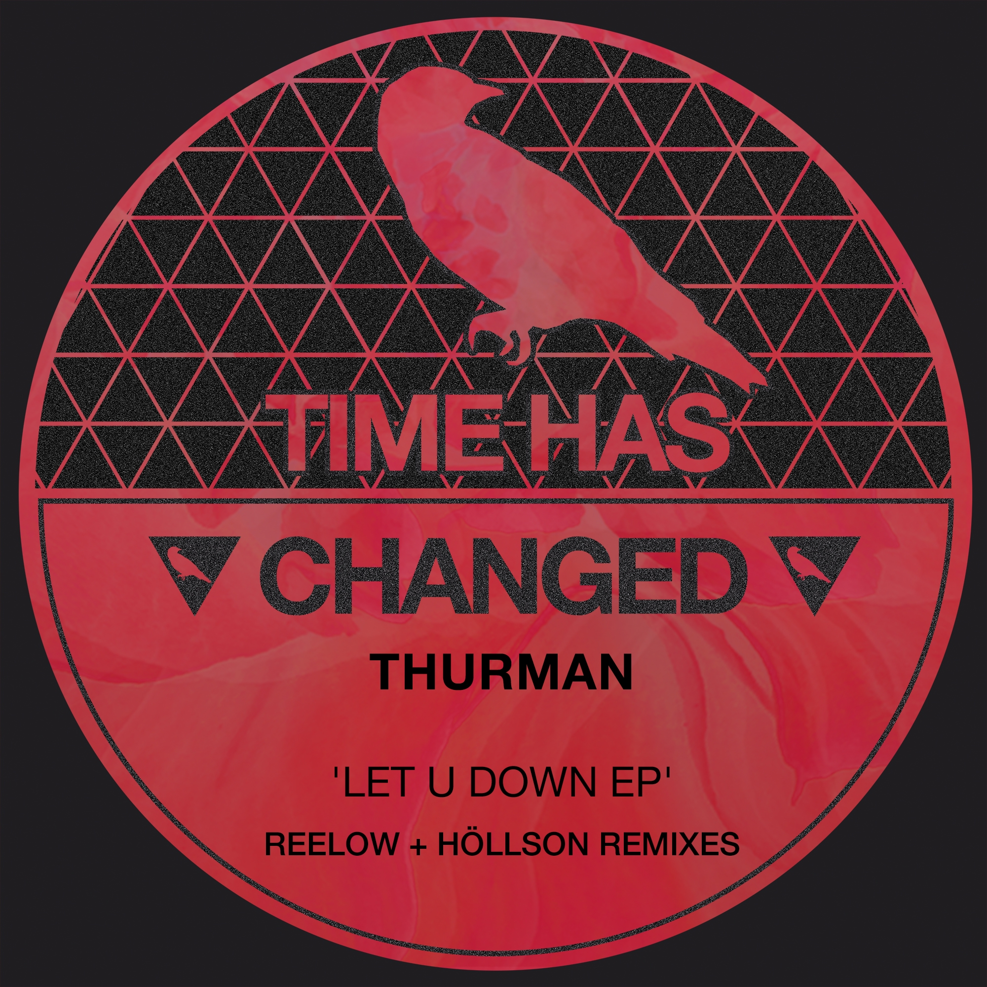 Thurman - Let U Down EP [THCD087]