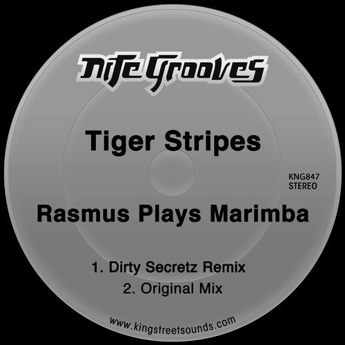 Tiger Stripes – Into Desolation [DC209]