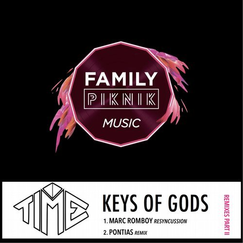 Time (FR) - Keys Of Gods (Remixes, Pt. II) [BLV6215806]