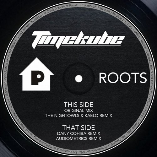 TimeKube - Roots [PH021]