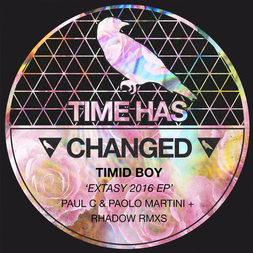 Timid Boy – Extasy 2016 EP [THCD096]