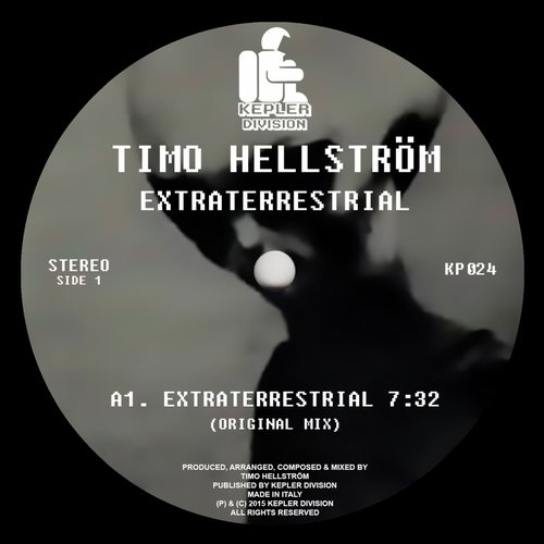 Timo Hellstrom - Extraterrestrial [KP024]