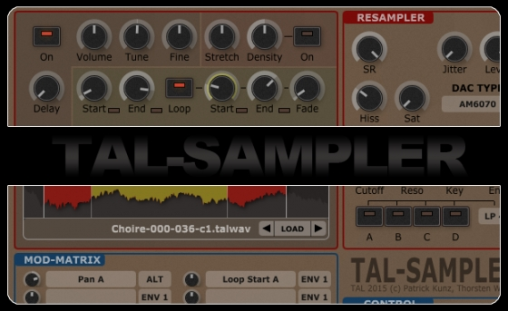 Togu Audio Line Sampler v1.4.6 WiN/MAC-UNION