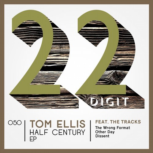 Tom Ellis - Half Century EP [22DIGIT050]