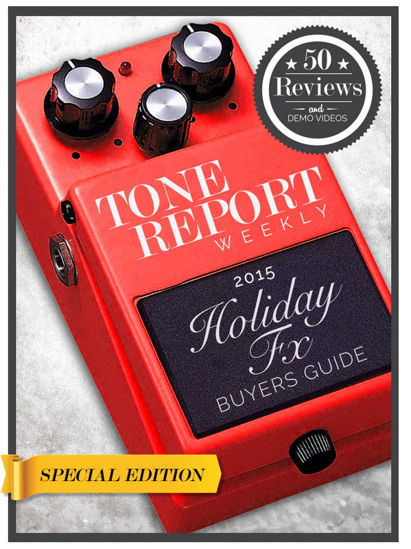 Tone Report Weekly Holiday 2015 FX Buyers Guide