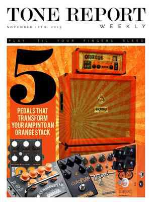 Tone Report Weekly Issue 101 (November 13, 2015)