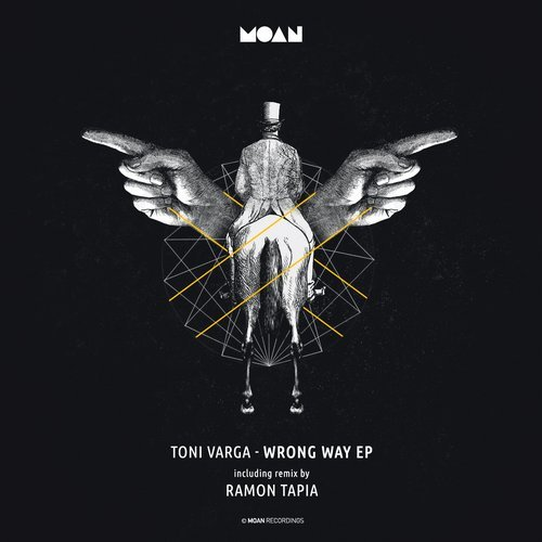 Toni Varga – Wrong Way EP [MOAN084]