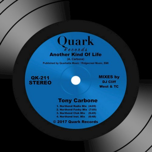 Tony Carbone - Another Kind Of Life [QK211]