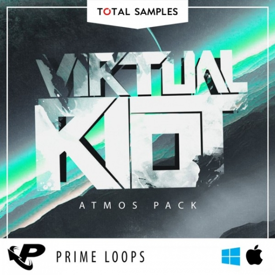 Total Samples Virtual Riot Atmos Pack WAV KONTAKT