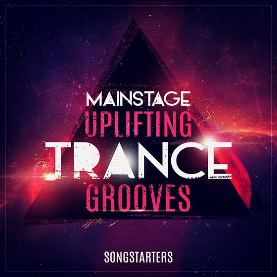 Trance Euphoria Mainstage Uplifting Trance Grooves Songstarters WAV MiDi