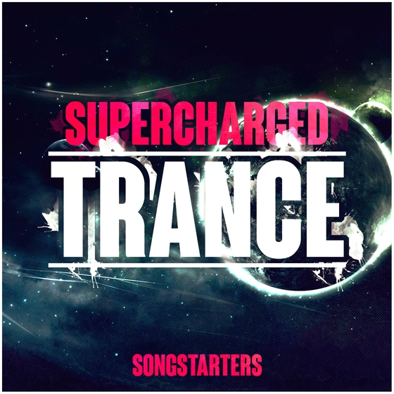 Trance Euphoria Supercharged Trance Songstarters WAV MiDi
