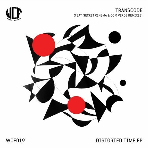 Transcode - Distorted Time EP [WCF019]