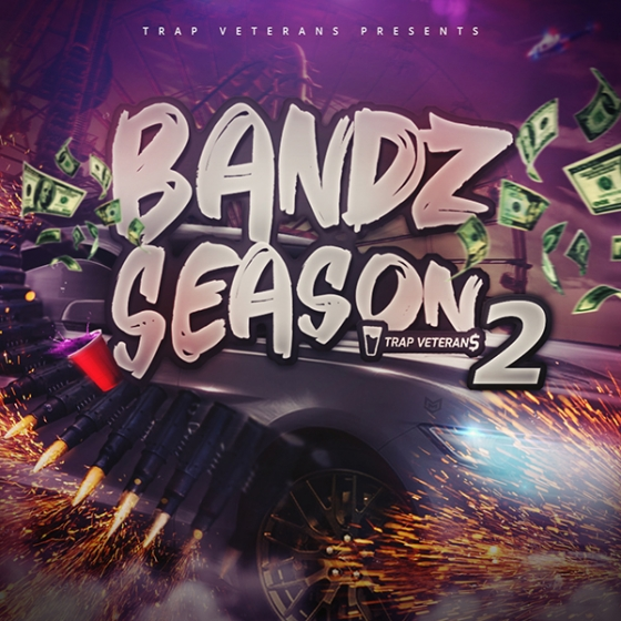 Trap Veterans Bandz Season 2 WAV MiDi FL STUDiO PROJECT