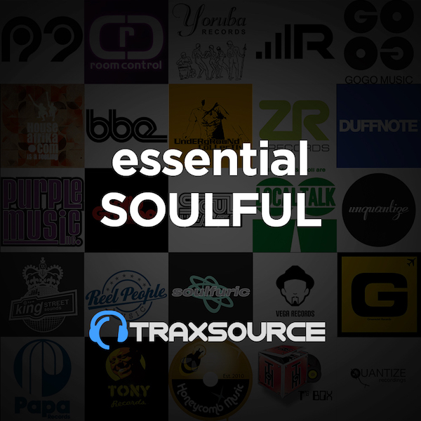 Traxsource Essential Soulful (02 Sep Aug 2019)