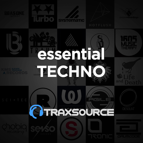 Traxsource Essential Techno (14 Oct 2019)