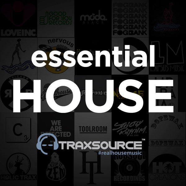 Traxsource House Essentials July 4th 2016