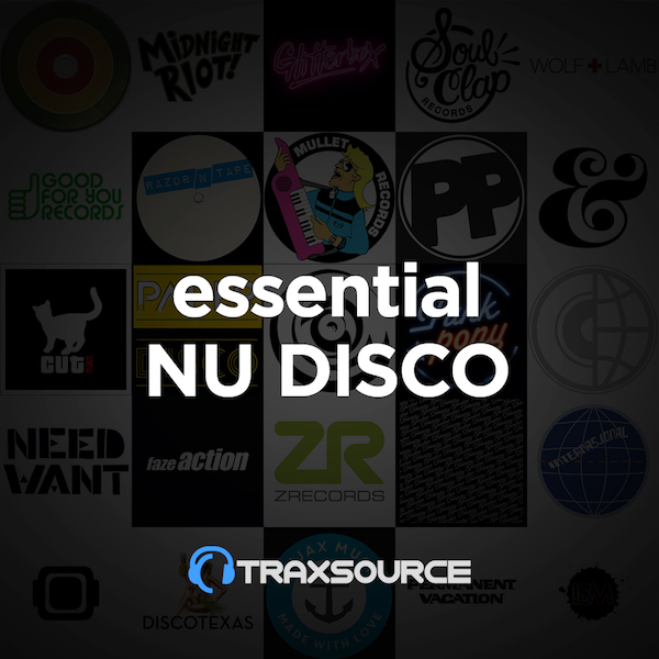 Traxsource Top 100 Nu Disco Indie Dance (31 Nov 2018)