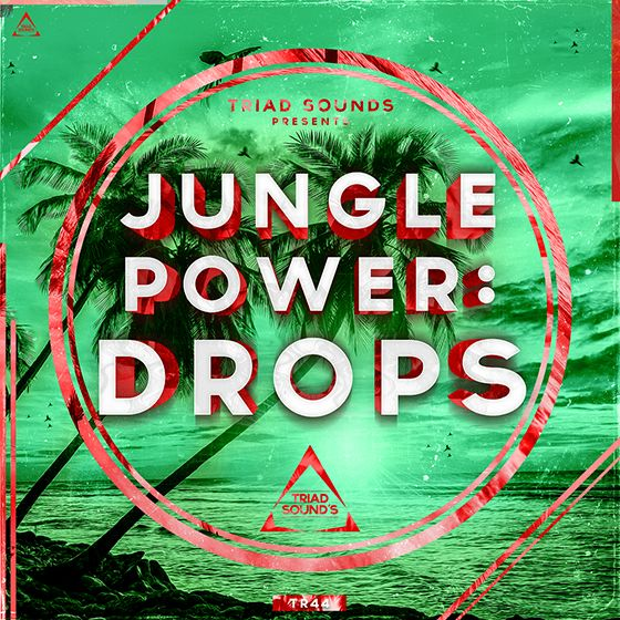 Triad Sounds Jungle Power Drops WAV MiDi