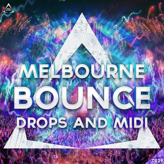 Triad Sounds Melbourne Bounce Drops And Midi WAV MiDi