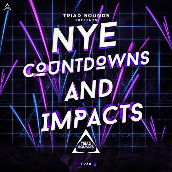 Triad Sounds NYE 2016 Countdowns and Impacts WAV