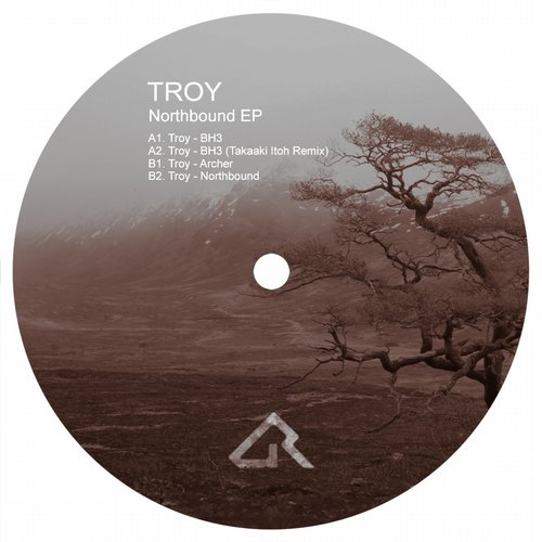 Troy - Northbound EP [DREF026]