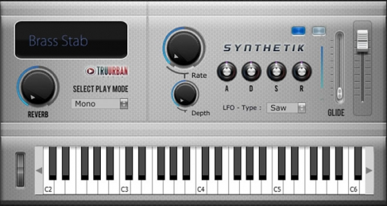 Tru-Urban Synthetik Semi Synth Hip Hop VST Plugin WiN/MAC