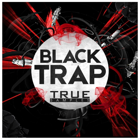 True Samples Black Trap WAV MiDi Sylenth and Massive Patches