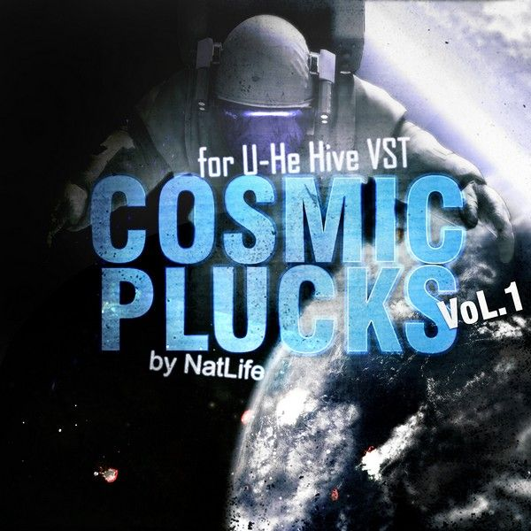 True Trance Recordings Cosmics Plucks Vol.1 for Hive