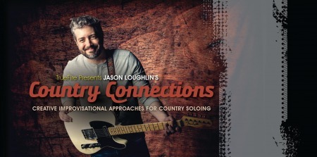 Truefire Jason Loughlin Country Connections TUTORiAL