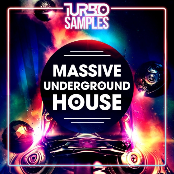 Turbo Samples Massive Underground House WAV Ni Massive