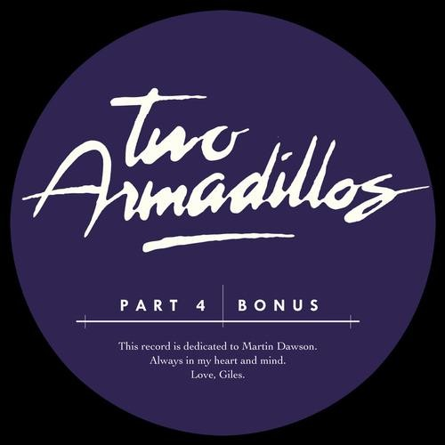 Two Armadillos – Golden Age Thinking Part 4 – Bonus [TA0014]