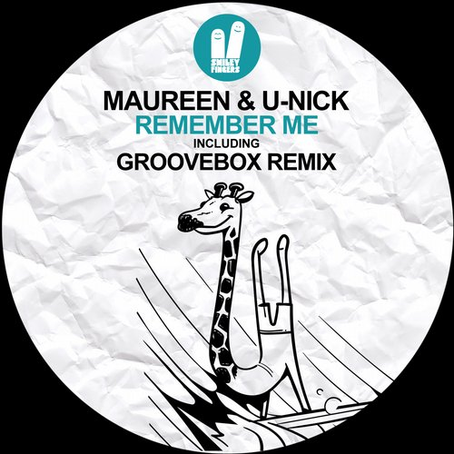 U-Nick, Maureen - Remember Me [SFN145]