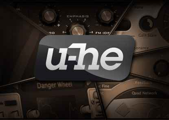 U-he Plugins Pack WiN x64 x86 incl. Patches