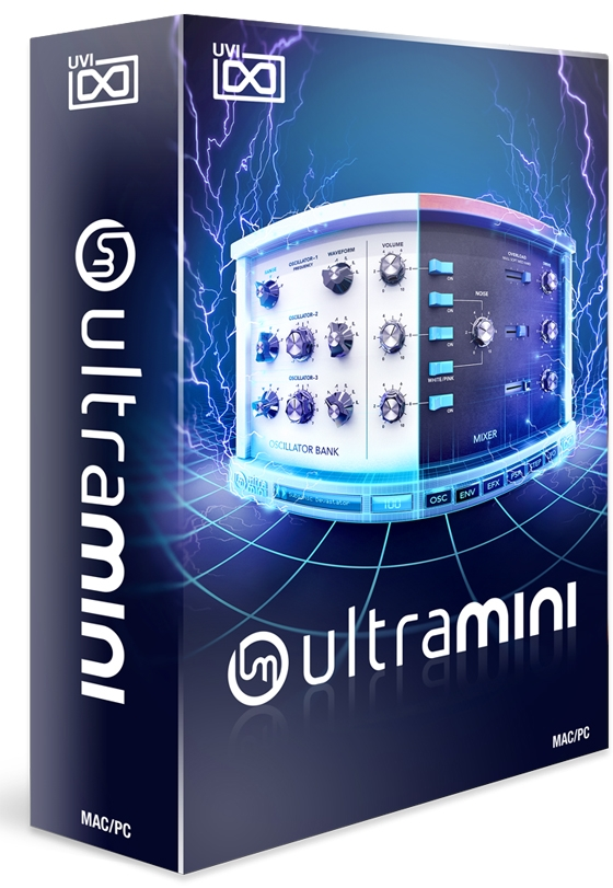 UVI UltraMini 1.5 WiN/MAC