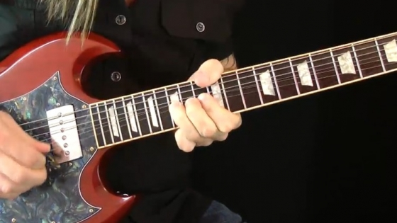 Udemy Guitar Lessons Soloing With Arpeggios Essential Guide TUTORiAL
