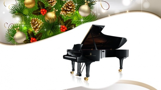 Udemy Christmas Piano Songs For The Very Beginner Vol. I TUTORiAL