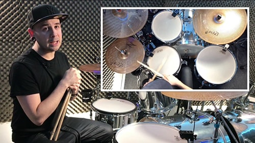 Udemy Fast Track Drums For Absolute Beginners No Kit Required TUTORiAL